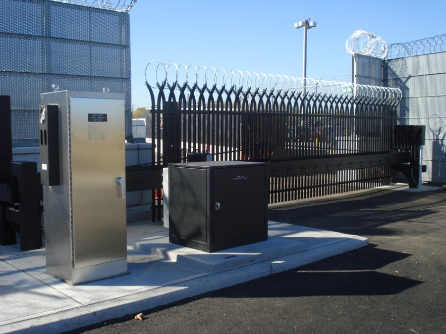 Vehicle barrier perimeter security products and
